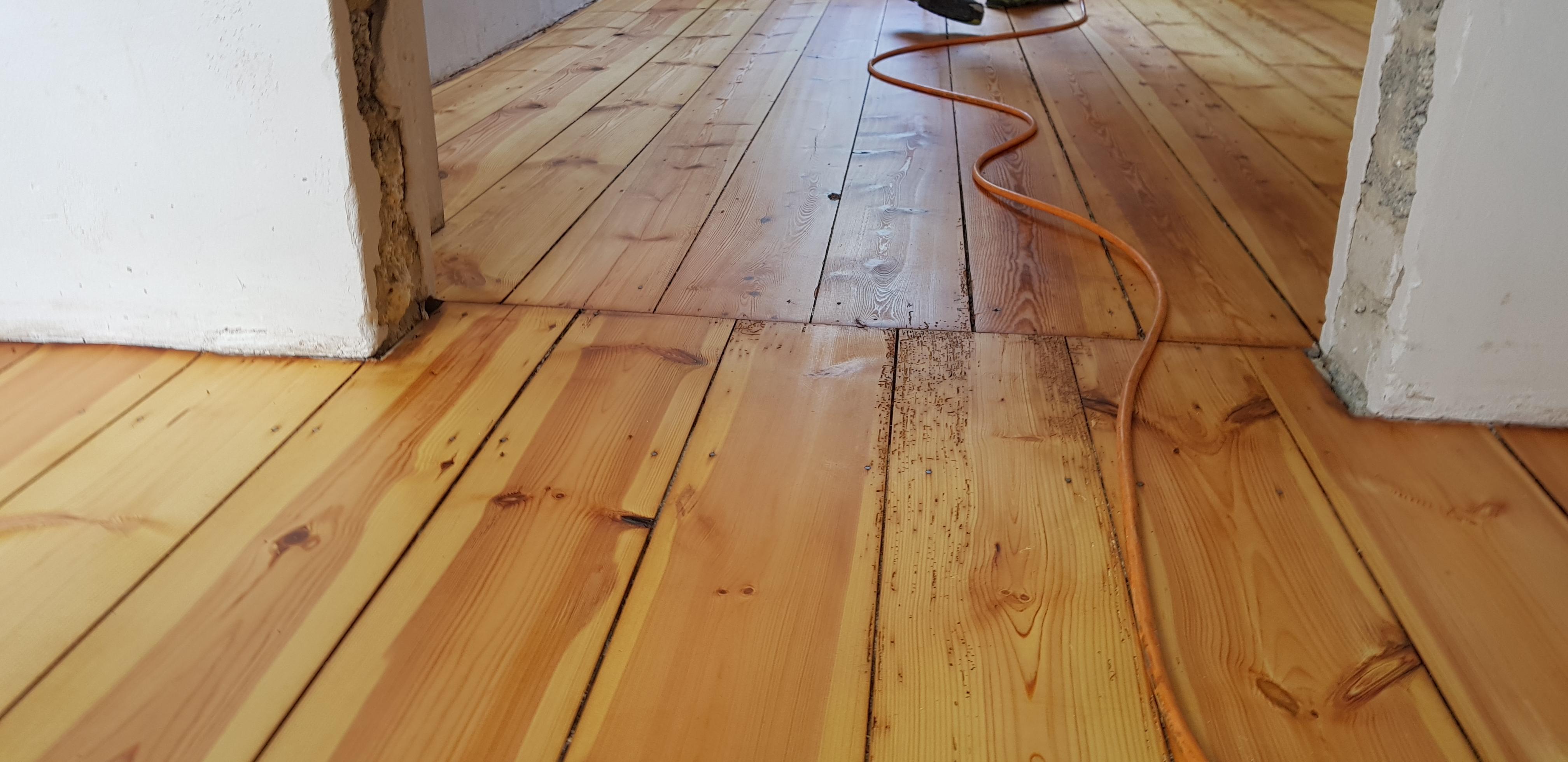 Pitch Pine – ROESSLE PARKETT